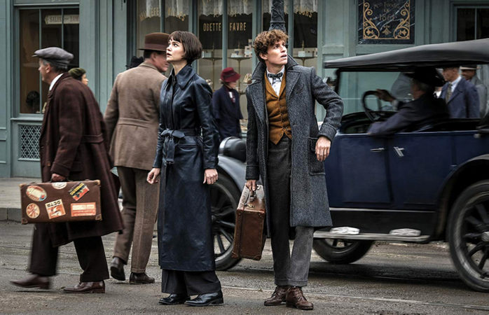 'Fantastic Beasts: The Crimes of Grindelwald' proves there's no magic left in 'Fantastic Beasts' franchise