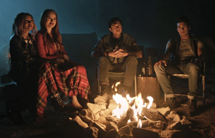 Teenage wasteland: 'Riverdale' pretends to be a poorly done episode of 'Prison Break'