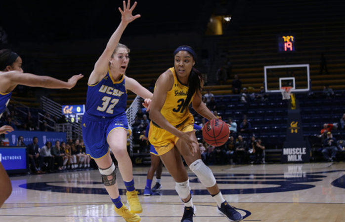 Cal women's basketball takes on UNC to start Big Dance