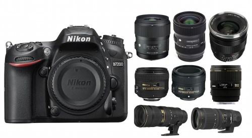 Medium Of Nikon D7200 Vs Canon 80d