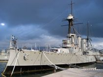 the Greek cruiser G.Averof