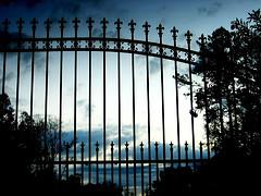 Gated Community (Photo credit: Mr. Greenjeans)