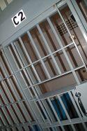 Português: Uma cela moderna em Brecksville Pol...