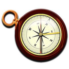 Compass (Photo credit: Roland Urbanek)