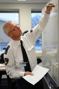 Police Academy Classroom Training
