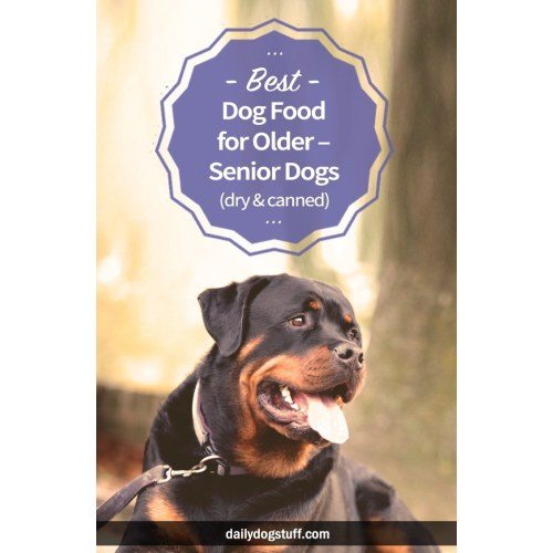 Medium Crop Of Blue Buffalo Senior Dog Food