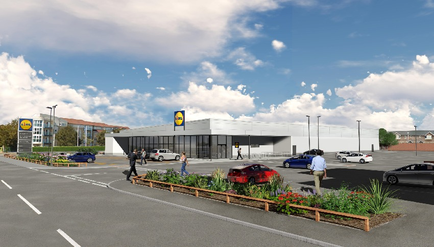 Lidl unveils plans for FIFTH store in Southampton   Daily Echo Lidl unveils plans for FIFTH store in Southampton