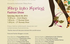 The Shops at Pembroke Garden, Step into Spring Fashion Show, Step into Spring Fashion Show at Pembroke Gardens, South Florida events, Free South Florida events