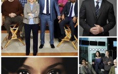 parks and recreation, david muir, scandal, kerry washington, favorite fall shows, acn, the newsroom