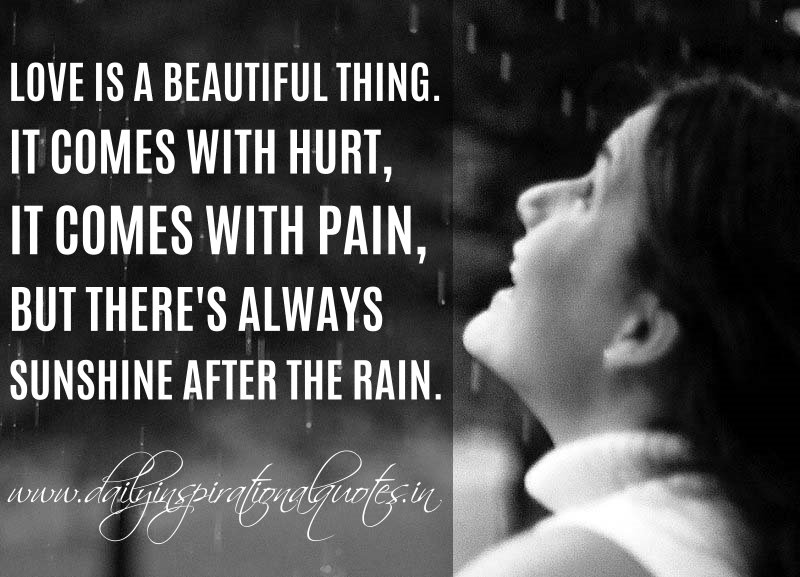 quotes about love after hurt quotesgram