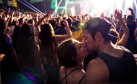 Concerts make great first dates