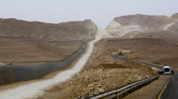 Sinai's rugged terrain AFP Photo