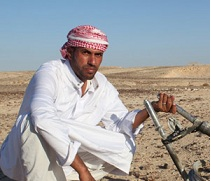 Bedouins Sinai