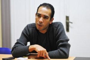 Malek Adly (Photo by Hassan Ibrahim/DNE)