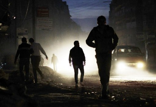 The presence of Islamist fighters has become increasingly felt in Aleppo (AFP, Javier Manzano)