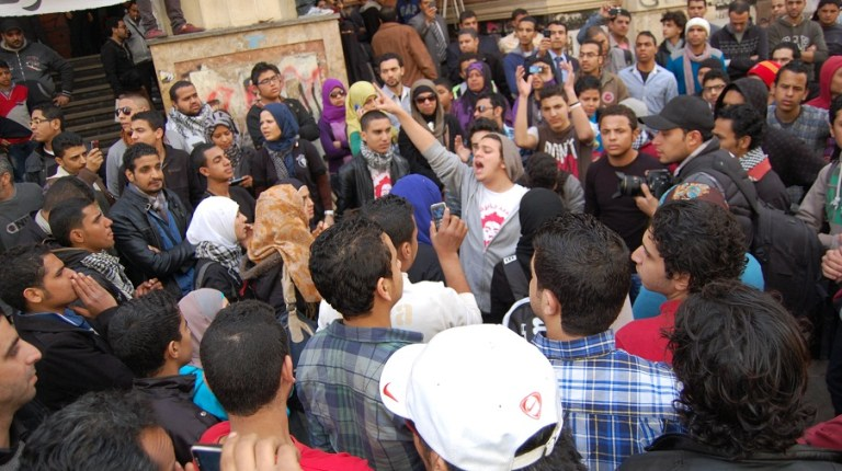 6 April march from Abdeen Court to the High Court calling for justice for Jika( Photo by Joel Gulhane)