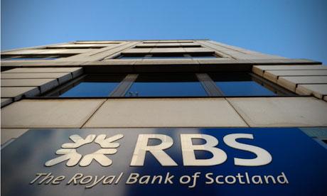 RBS shares jump, however, despite Libor fines( AFP-Photo)