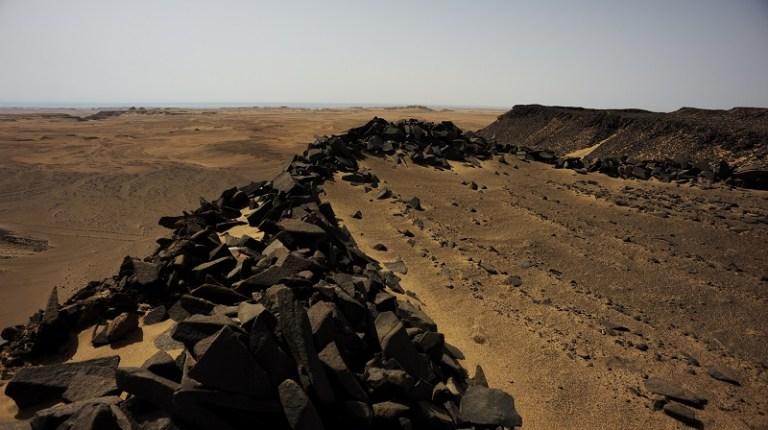 Al Fayoum desert camping trip