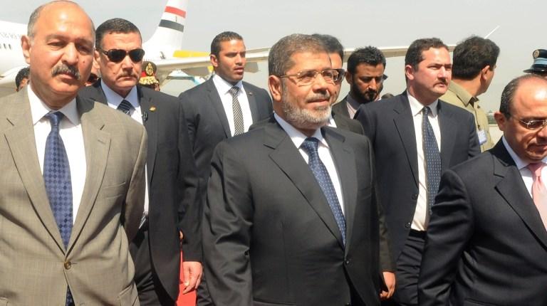PAKISTAN-EGYPT-DIPLOMACY-MORSI