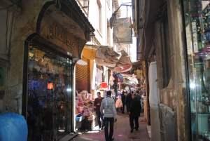 A small street in busy Darb Al-Barabra Abdel-Rahman Sherief