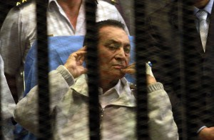 The Cairo Criminal Court will decide the fate of former President Hosni Mubarak on Saturday  (AFP File Photo / Maher Iskander)