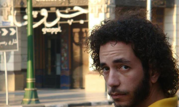 Stand-up comedian Ali Qandil has been summoned to appear before the prosecutor general's office on blasphemy charges. (Photo courtesy of Facebook Page)