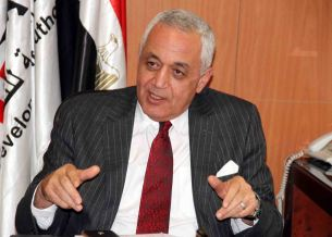 The chairperson of the IDA, Ahmed Abdel Razek