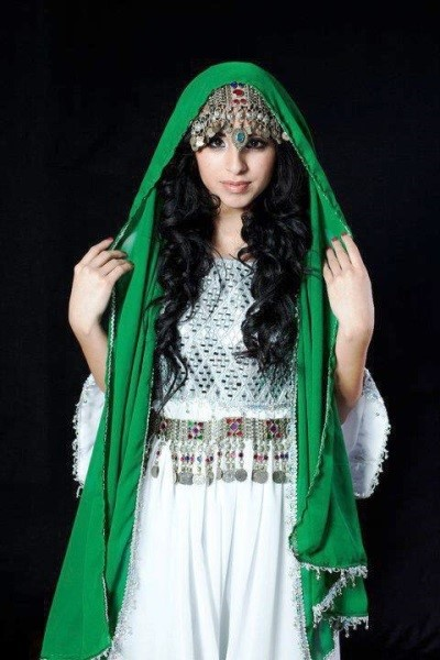 This is a Moroccan dress