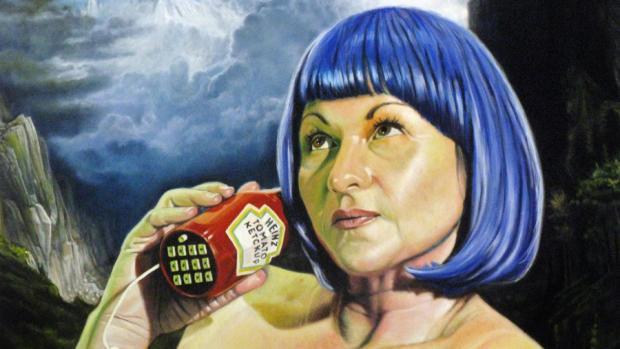 Artwork by Bruce Adams.