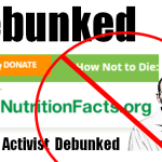 Debunked: NutritionFacts.org Puss in Milk