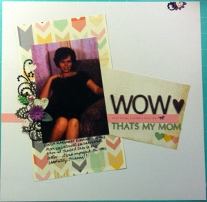 LOAD514 – Day Thirteen, wow that's my mom