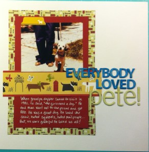 LOAD514 – Day Eleven, Everybody Loves Pete!
