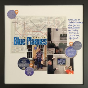 The Search for Blue Plaques
