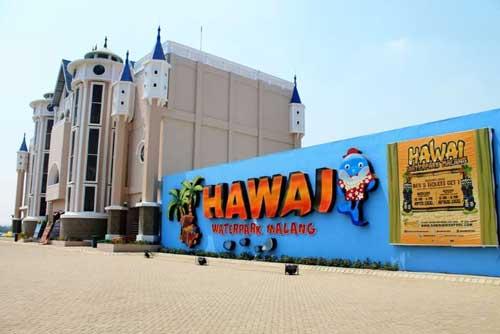 alamat dan harga tiket masuk hawai waterpark malang wahana rekreasi keluarga terbaru yang patut kita