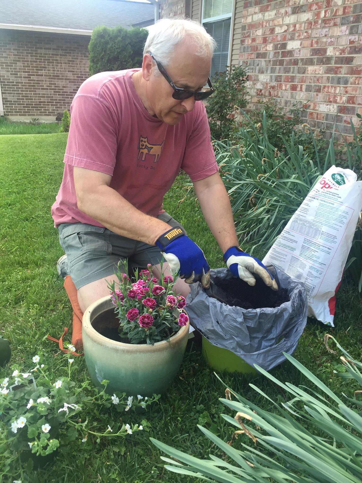 Bob Planting