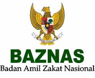 Logo Badan Amil Zakat Nasional (Baznas)