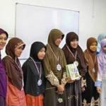 Salah satu kelompok pemenang Tahfiz Al-Qur'an (ist)