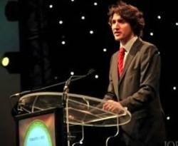 Politisi Kanada, Justin Trudeau meminta masyarakat Kanada lebih menghargai umat Islam. (onislam.net)