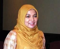 Deputi Menteri di Departemen Perdana Menteri Malaysia, Mashitah Ibrahim. (negarakita.com)