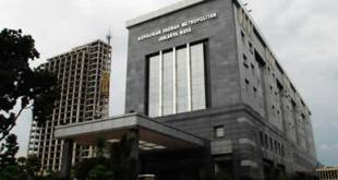 Ilustrasi - Gedung Polda Metro Jaya. (inet)
