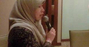 Anggota Komisi Penyiaran Indonesia (KPI), Azimah Subagijo. (Twitter)