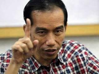 Gubernur DKI Jakarta Joko Widodo. (inet)