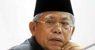 Ketua MUI, KH Ma'ruf Amin. (Antara)