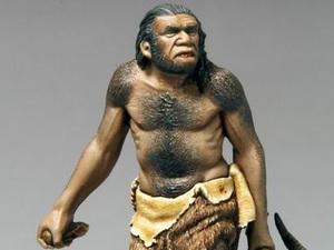 Manusia Purba (Ilustrasi)