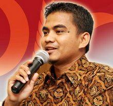 Politikus PKS - Indra,SH