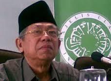 Ketua MUI, Ma'ruf Amin