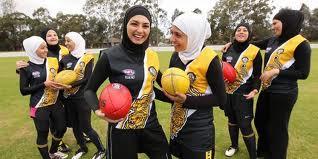 Tim Sepakbola Muslimah