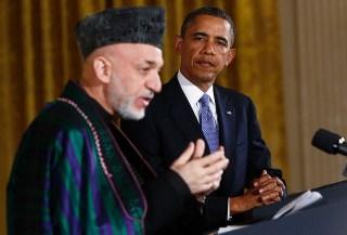 Presiden Afghanistan, Hamid Karzai (inet)