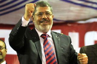 Presiden Mesir, Muhammad Mursi (inet)