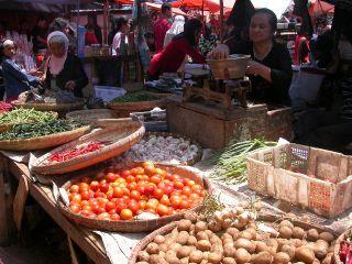 Pasar Tradisional (inet)